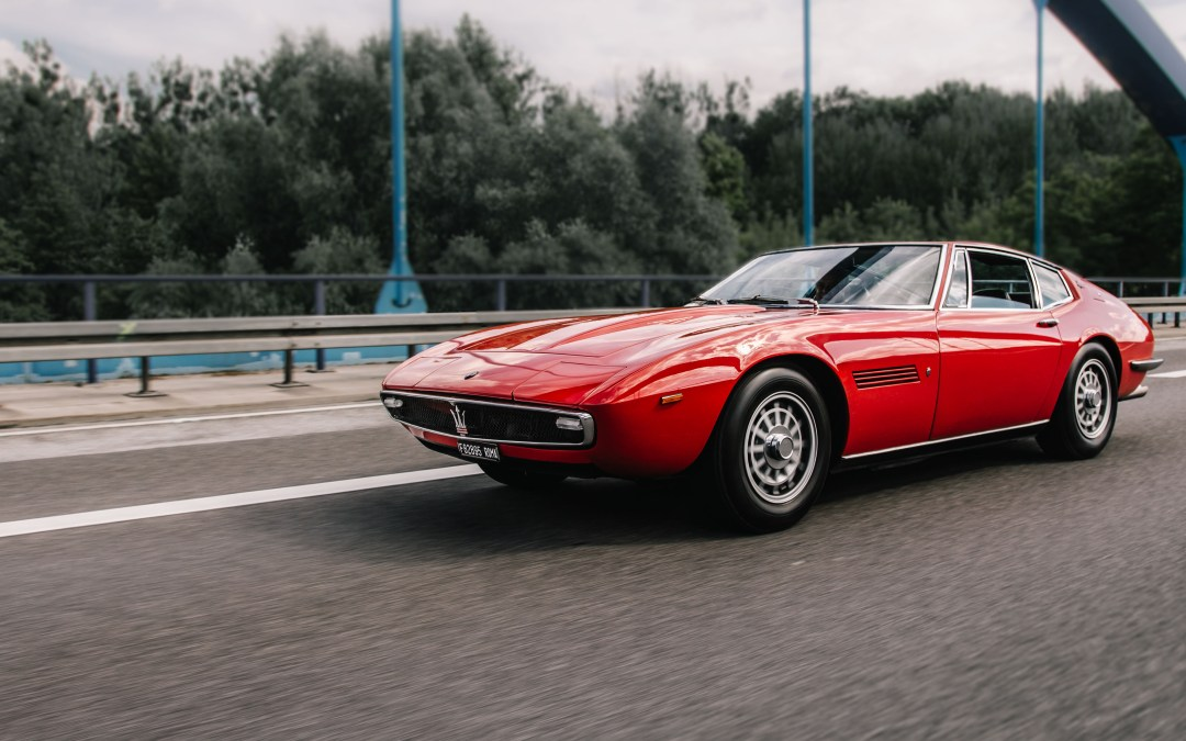 A Photo Review Of The Maserati Tour Around Berlin