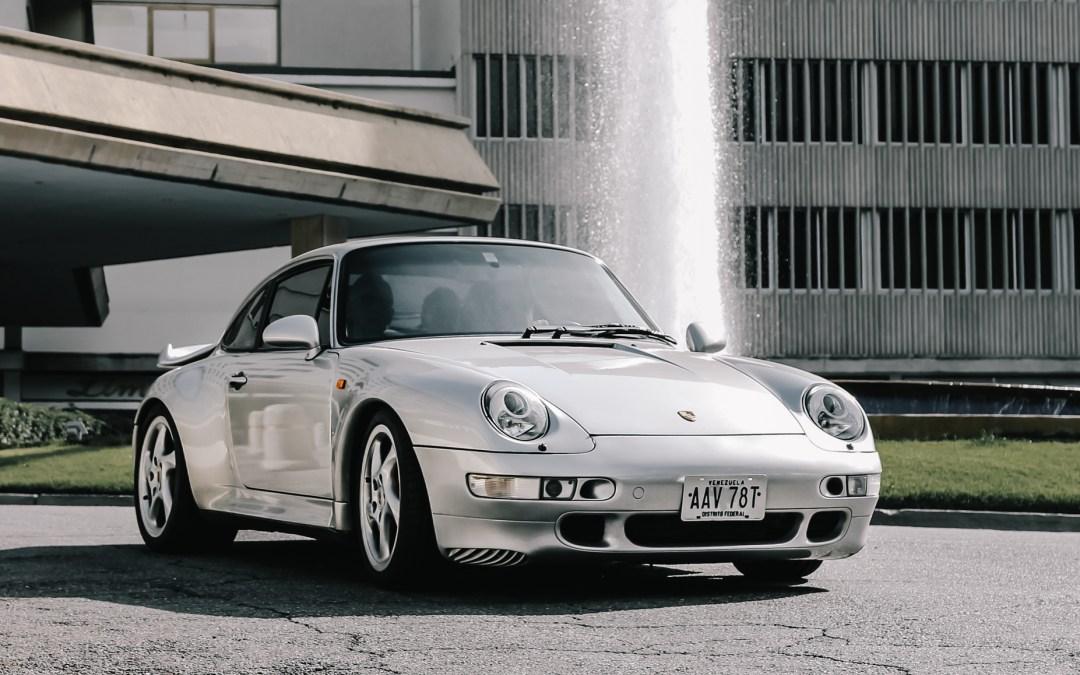 A Sunday Drive Around Caracas With The Porsche Club