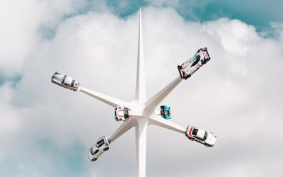 A Photo Gallery From Goodwood Festival Of Speed 2018