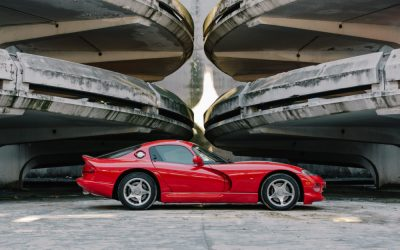 Venomous Snake In A Concrete Jungle! But Wait, Isn't It A Dodge? No!: Anthony and his 98′ CHRYSLER Viper GTS