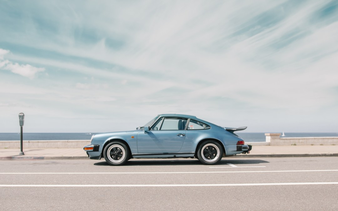 The Noise Of The Car Takes Over And I'm Simply Enjoying The Moment, Truly Living – Sheldon And His 85′ 911 Carrera