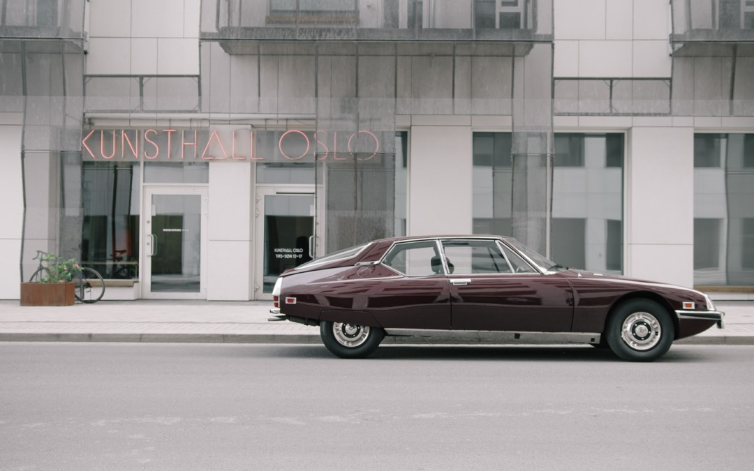 Haute Future Meets The Future – Part II – Sverre and his Citroën SM