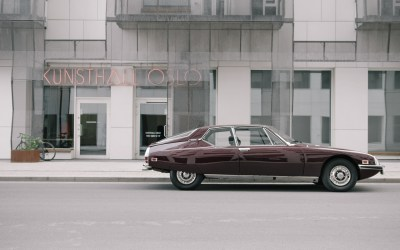 Haute Future Meets The Future – Part II – Sverre and his Citroën SM