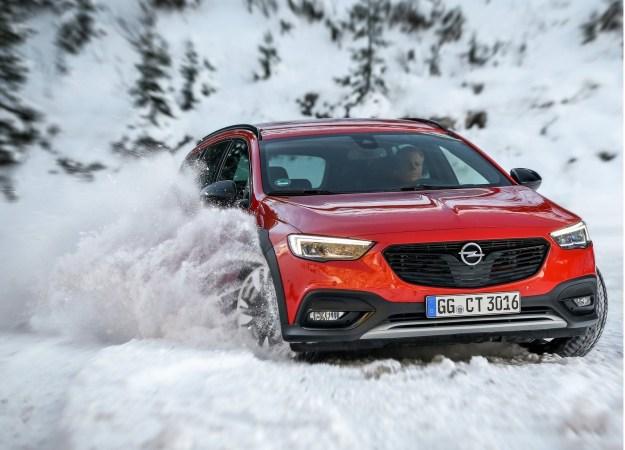 2018 Opel Insignia GSi Sports Tourer