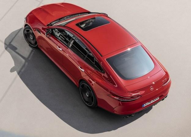 2019 Mercedes-Benz AMG GT43 4-Door