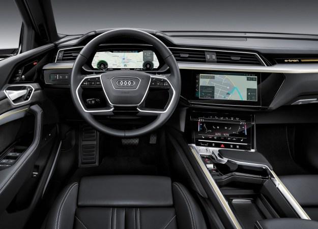 2020 Audi e-tron