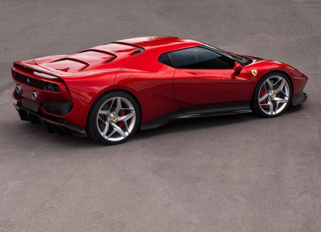 2018 Ferrari SP38