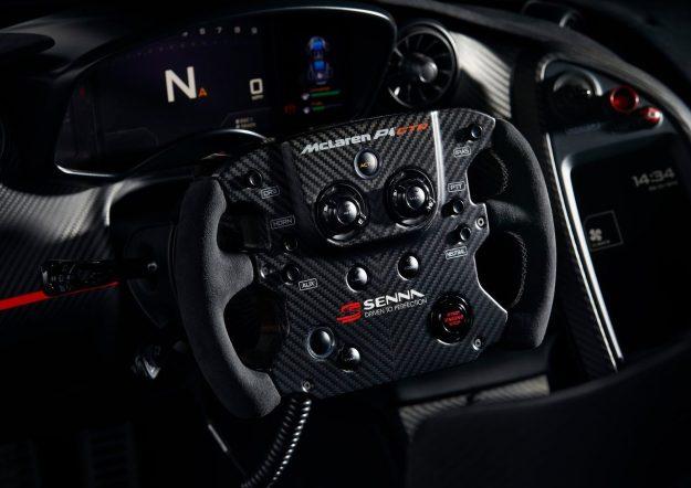 2018 McLaren P1 GTR Senna