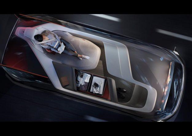 2018 Volvo 360c Concept