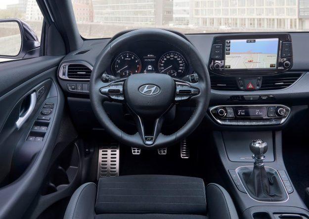 2019 Hyundai i30 Fastback N Line