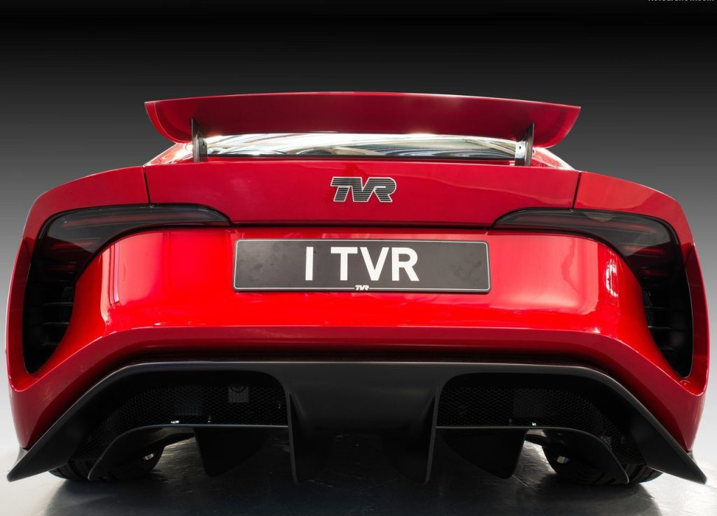 2019 TVR Griffith