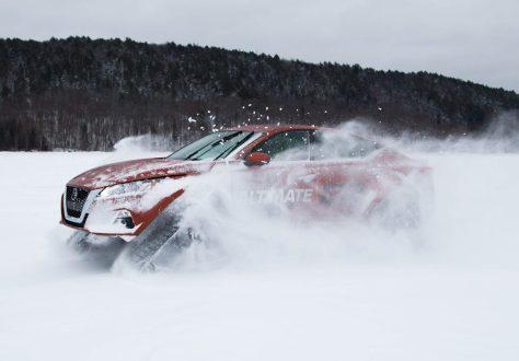 2019 Nissan Altima-te AWD Concept