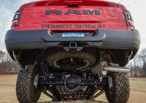 2019 Ram Power Wagon