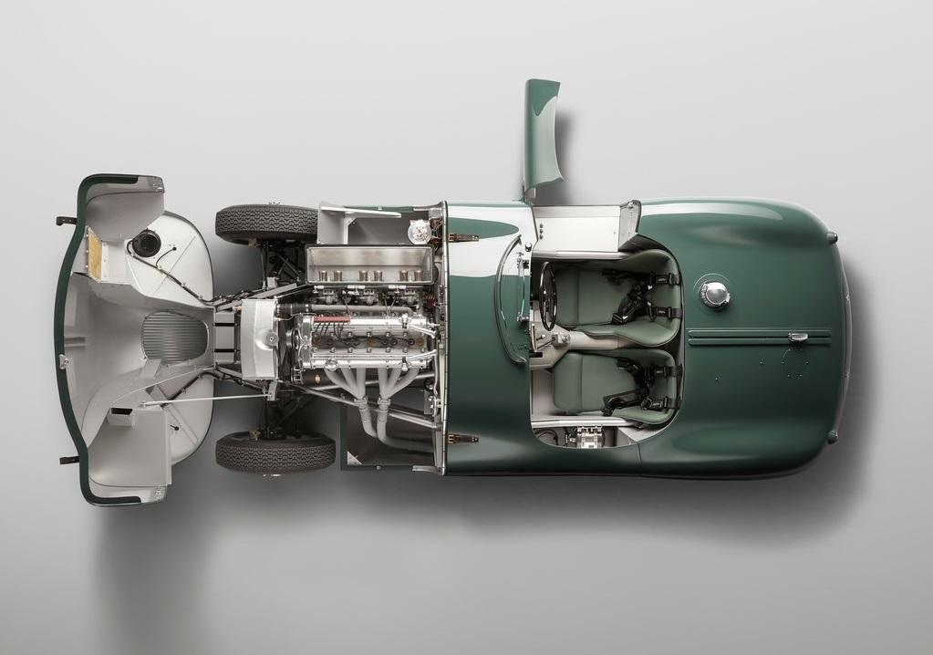 2021 Jaguar C-Type Continuation