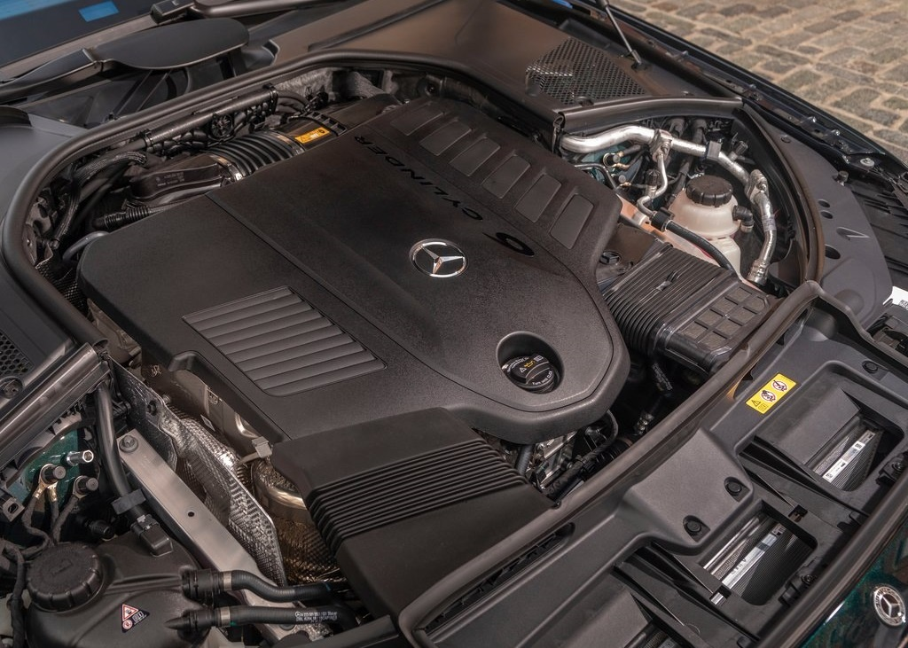 2021 Mercedes-Benz S500 4Matic