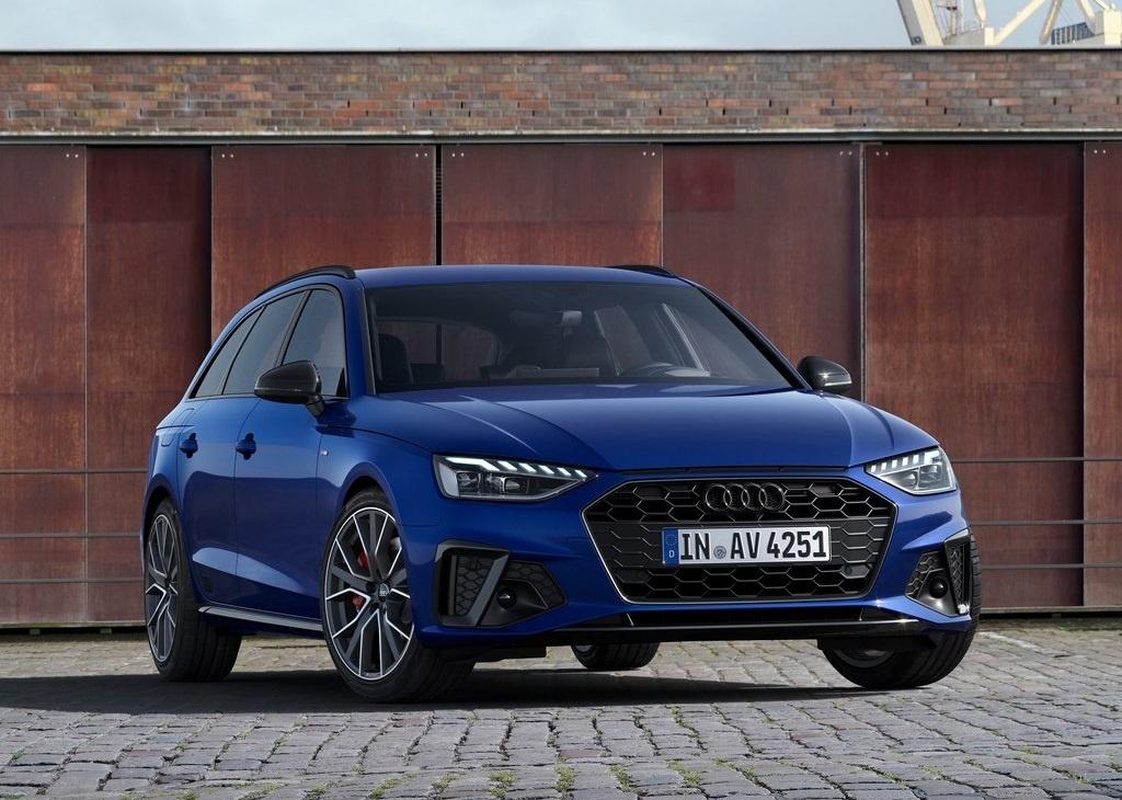 2022 Audi A4 Avant S Line Competition Plus