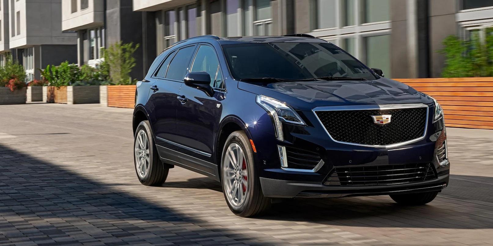 2022 Cadillac XT5