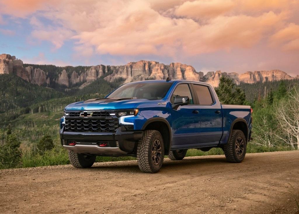 2022 Chevrolet Silverado