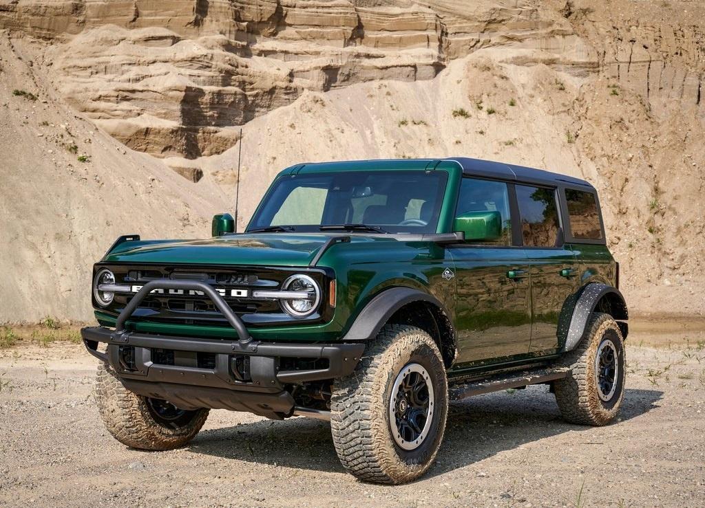2022 Ford Bronco 4-door