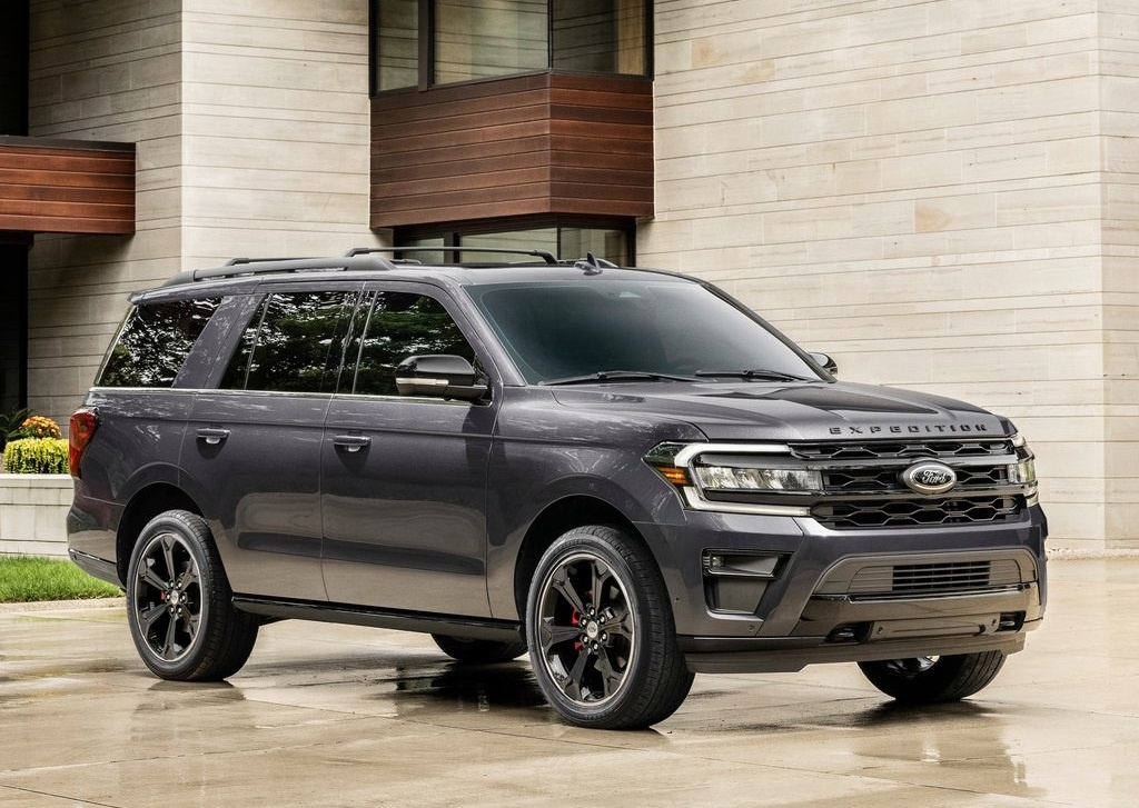 2022 Ford Expedition