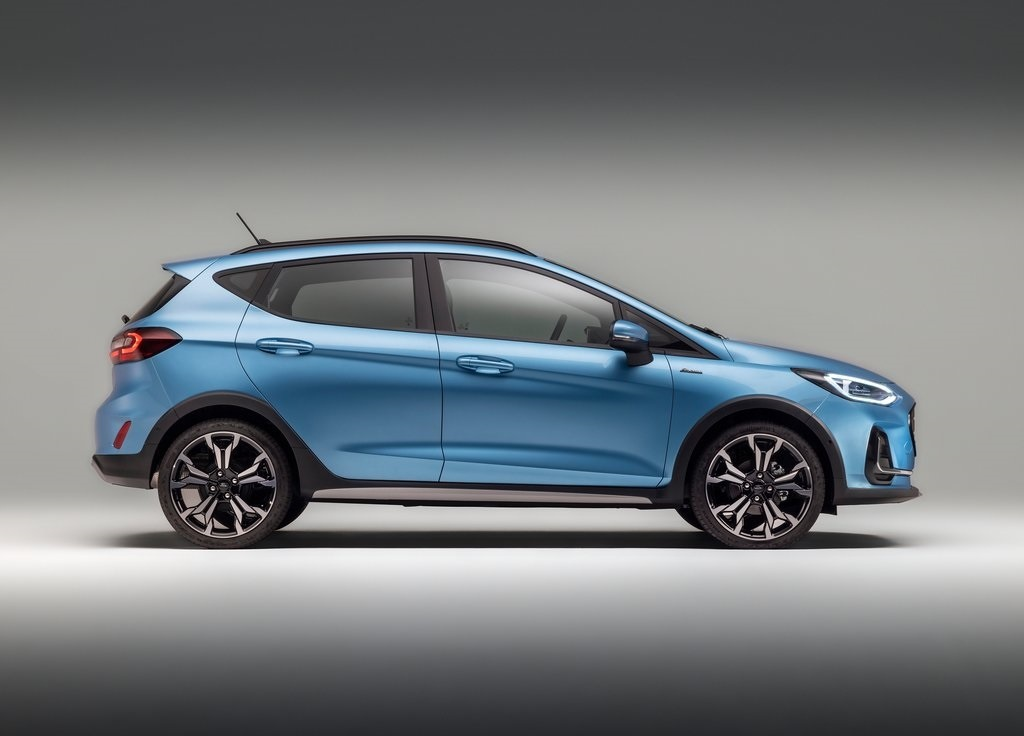 2022 Ford Fiesta Active
