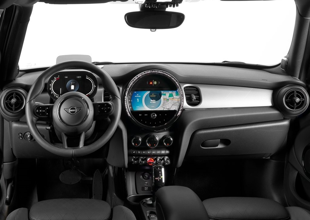 2022 Mini Cooper S 5-door