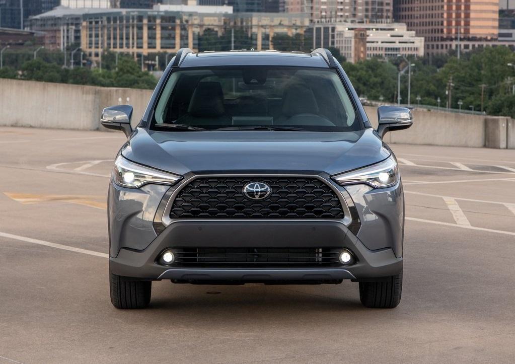 2022 Toyota Corolla Cross (US)