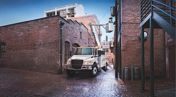 International Truck Launches Newly Designed International® MV Series