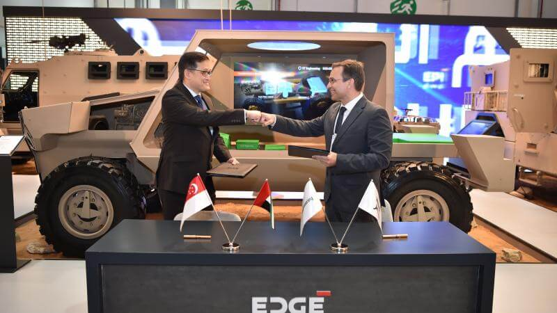 NIMR Collaborates with Singapore Company ST Engineering to Build Hybrid Electric Vehicles