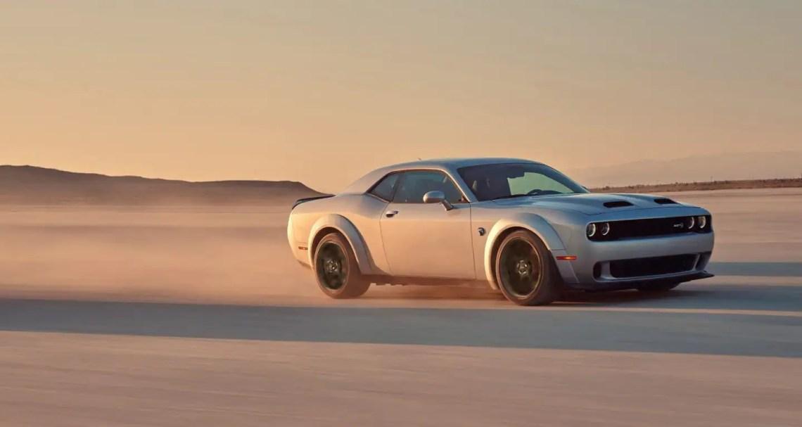 2021 Dodge Challenger