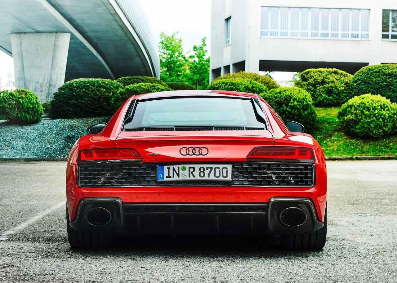 2022 Audi R8 V10 Performance RWD