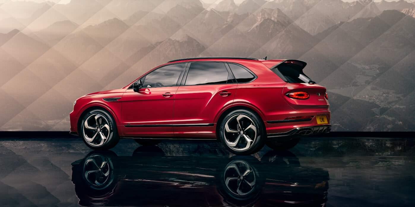 2022 Bentley Bentayga