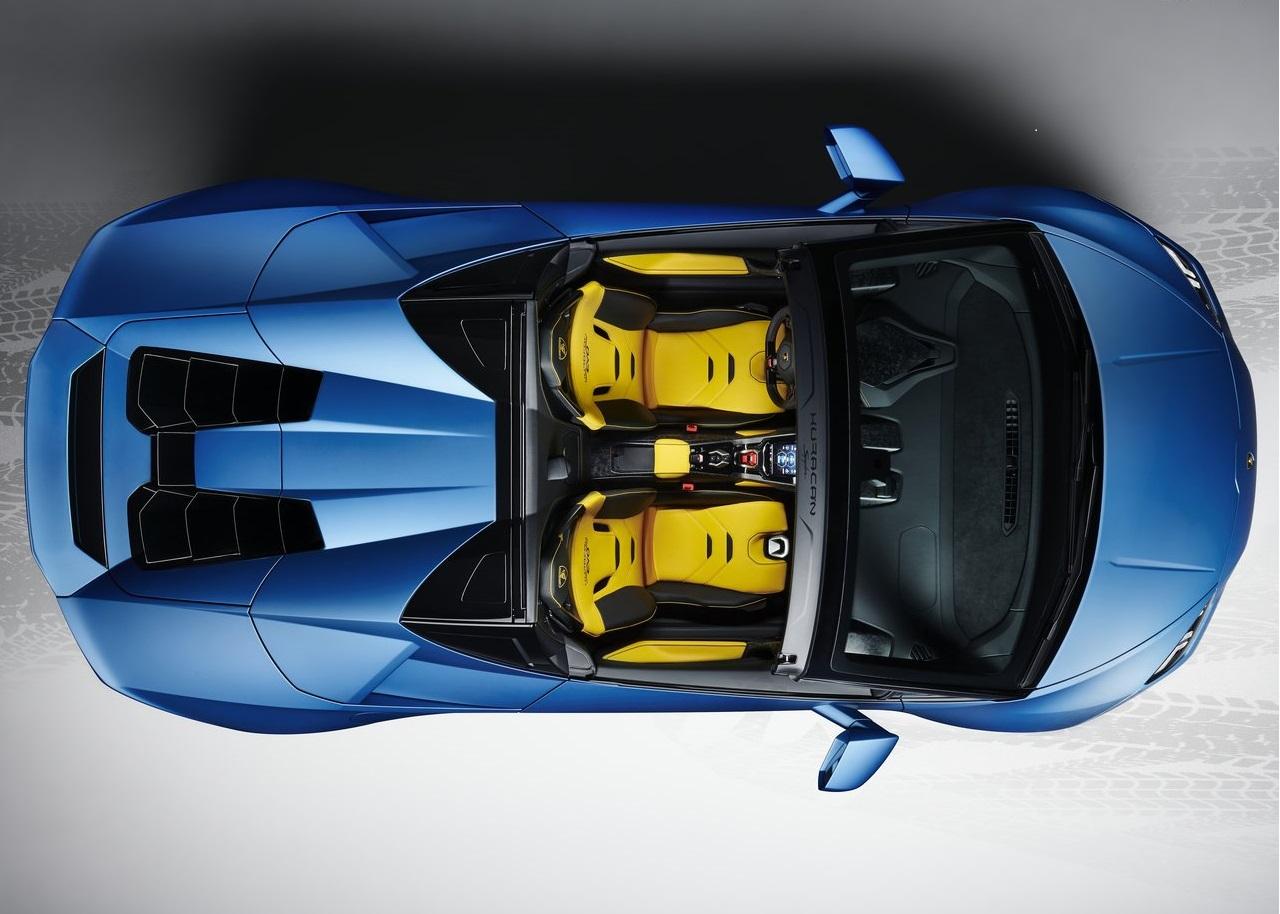 2022 Lamborghini Huracan Evo RWD Spyder