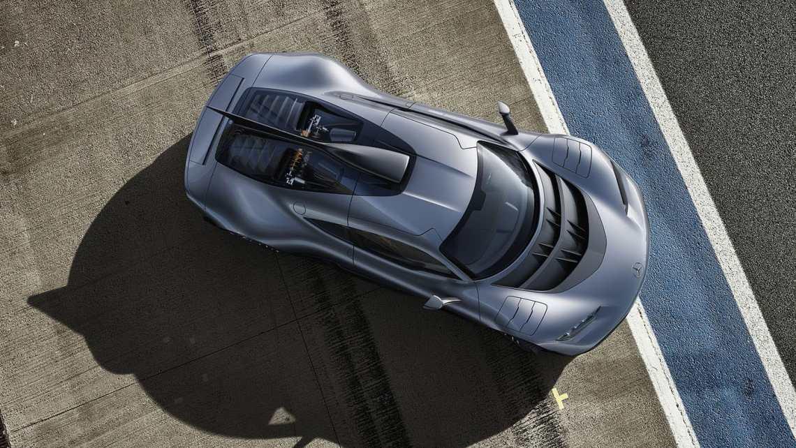 2022 Mercedes-AMG ONE