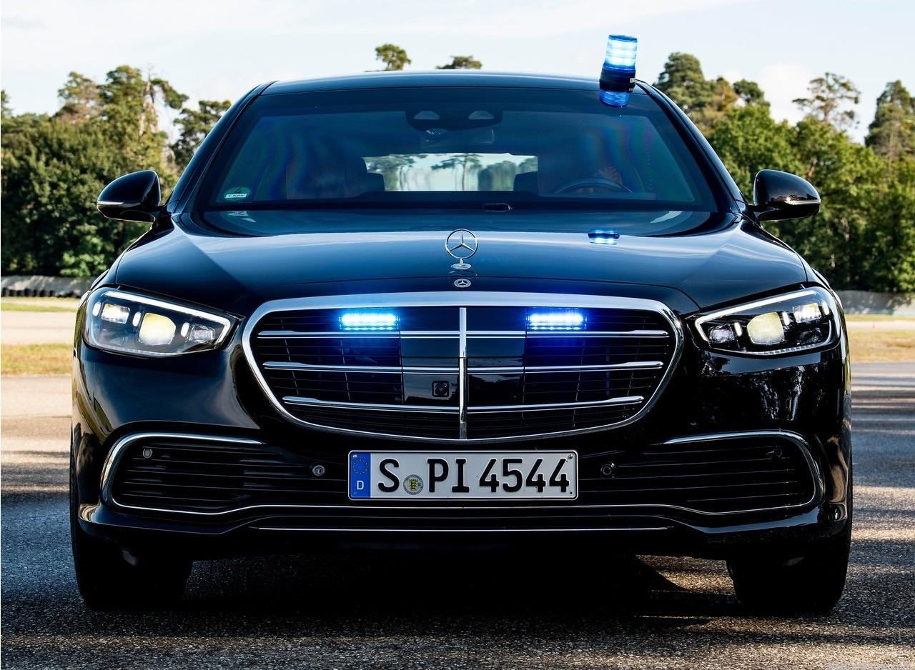 2022 Mercedes-Benz S680 Guard 4Matic