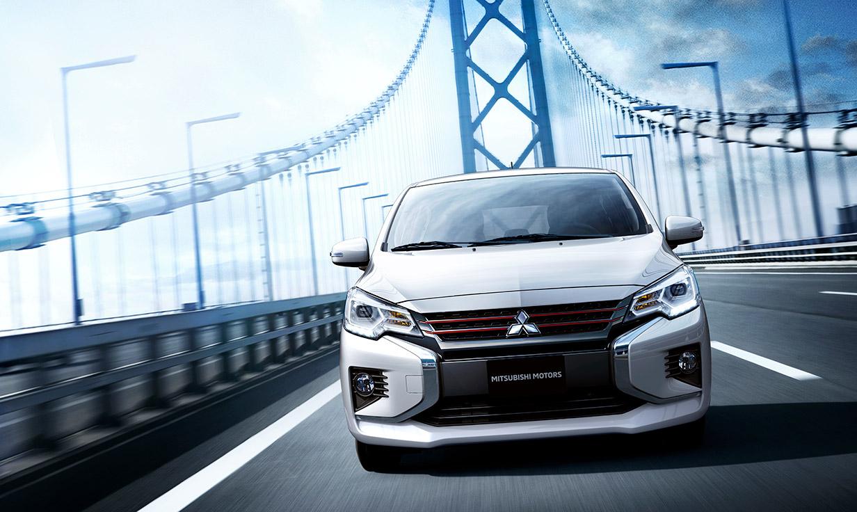 2022 Mitsubishi Mirage