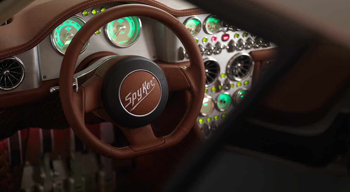 2022 Spyker C8 Preliator