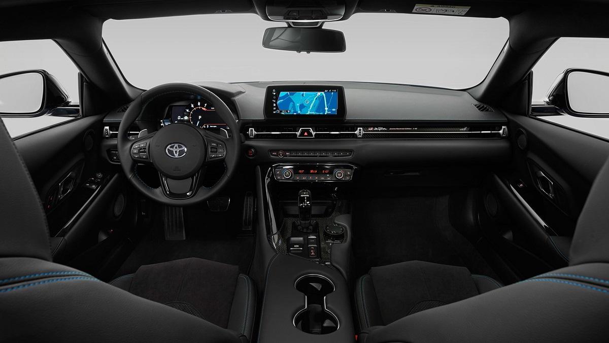 2022 Toyota GR Supra Jarama Racetrack Edition