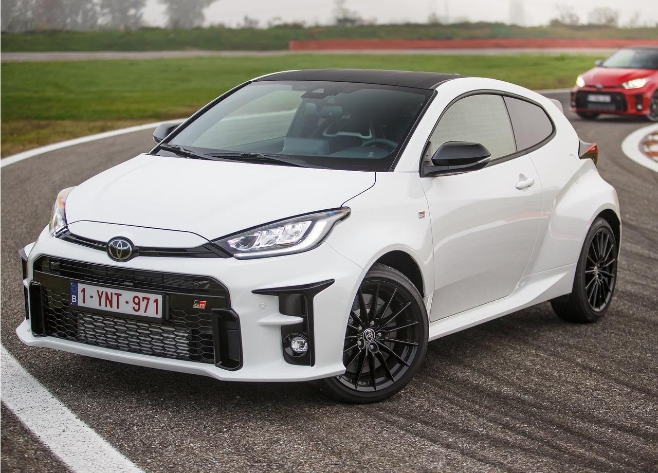 2022 Toyota GR Yaris