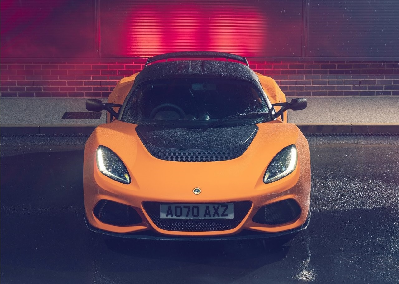 2021 Lotus Exige Sport 390 Final Edition