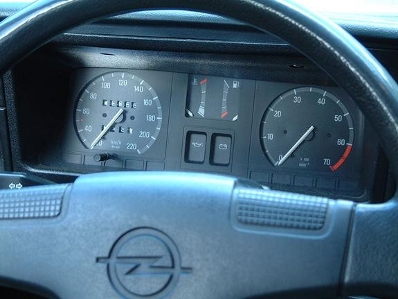 AlexSCR 1987 Opel Ascona Specs Photos Modification Info