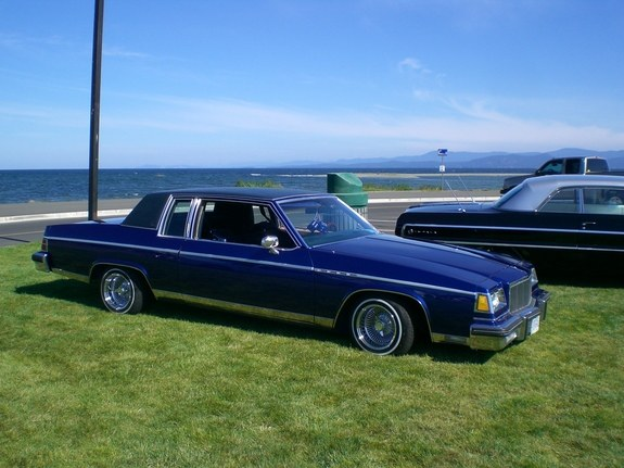 GetLowPlaya 1981 Buick Electra Specs, Photos, Modification