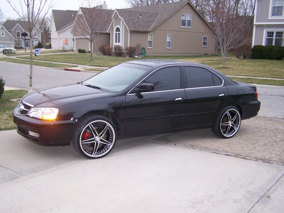 Sirmustskeet 2002 Acura TL Specs Photos Modification
