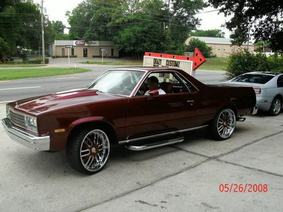 442_KID 1981 Chevrolet El Camino Specs, Photos