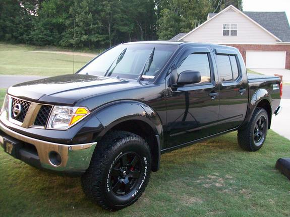 Volunteernismo 2005 Nissan Frontier Regular Cab Specs