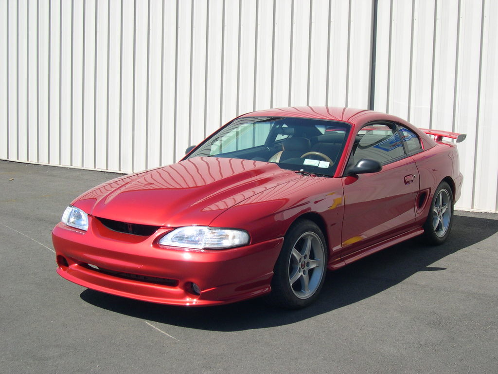 Sn8kbit 1996 Ford Mustang Specs, Photos, Modification Info