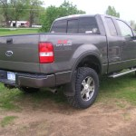 Bad Stang 2005 Ford F150 Super Cab Specs Photos Modification Info At Cardomain