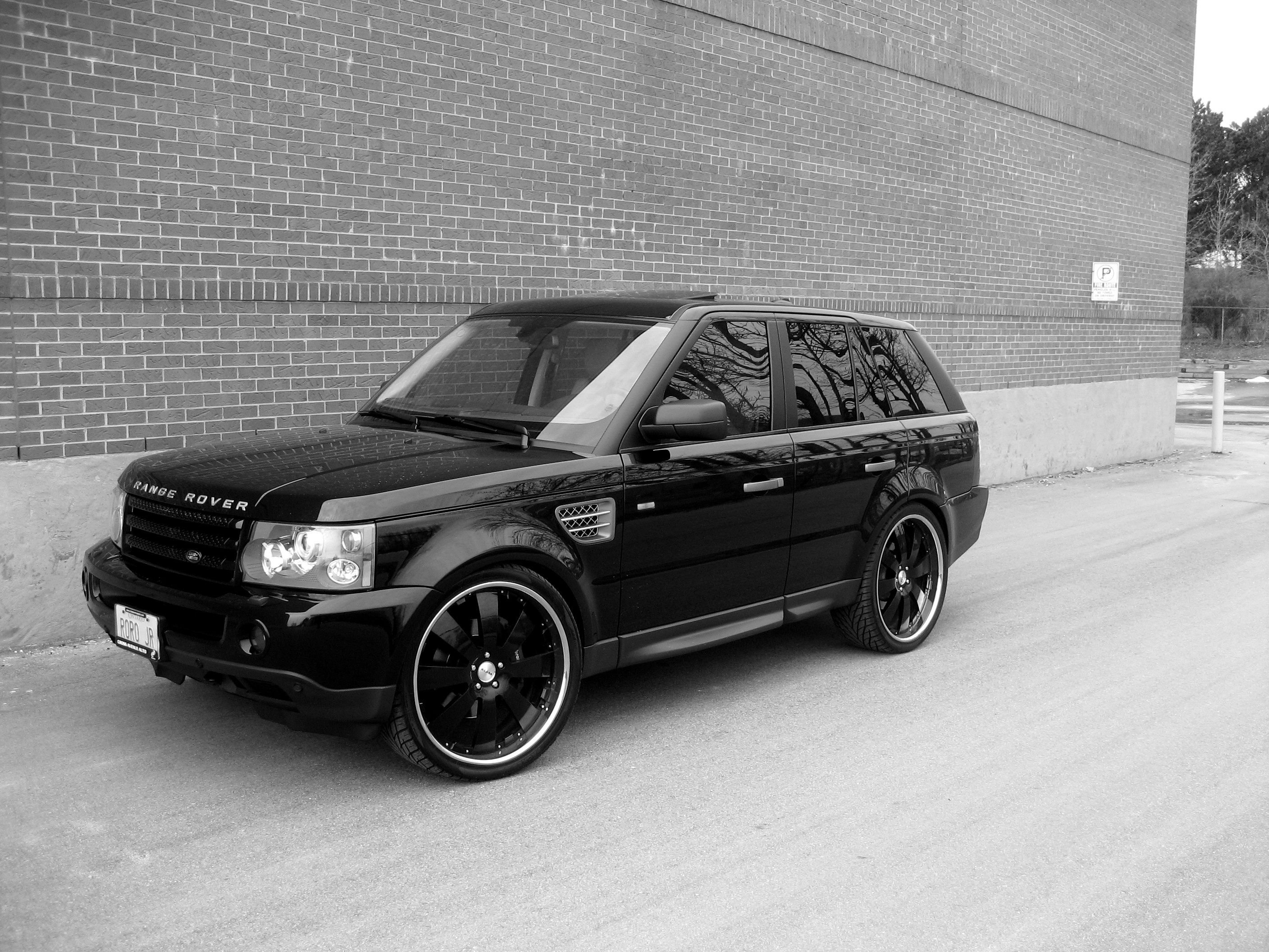 rrssc2120 2008 Land Rover Range Rover Sport s Gallery at