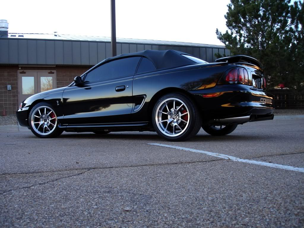Ldc2335 1996 Ford Mustang Specs, Photos, Modification Info