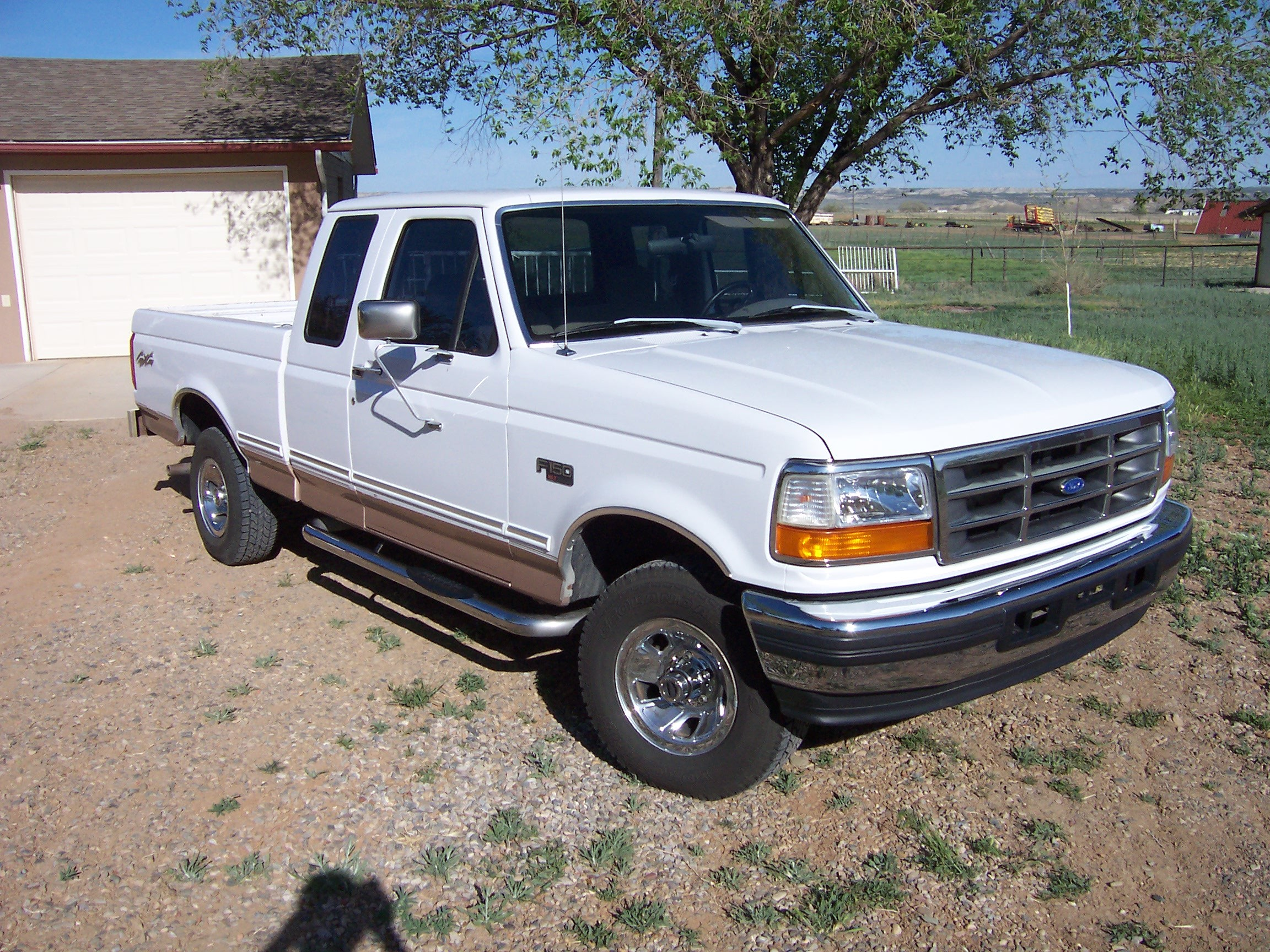 CL302 1996 Ford F150 Super Cab Specs, Photos, Modification